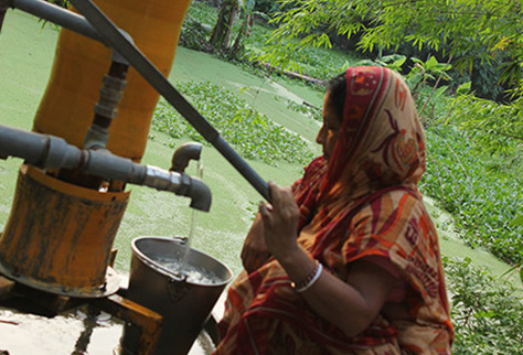 Implementation of CDI units for providing clean water