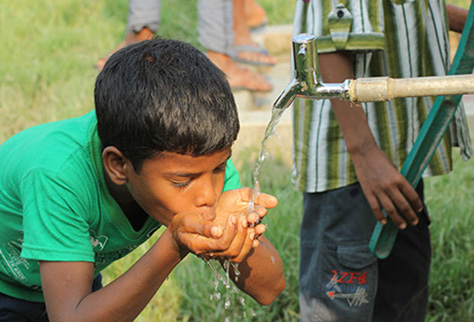 Delivering safe and healthy drinking water