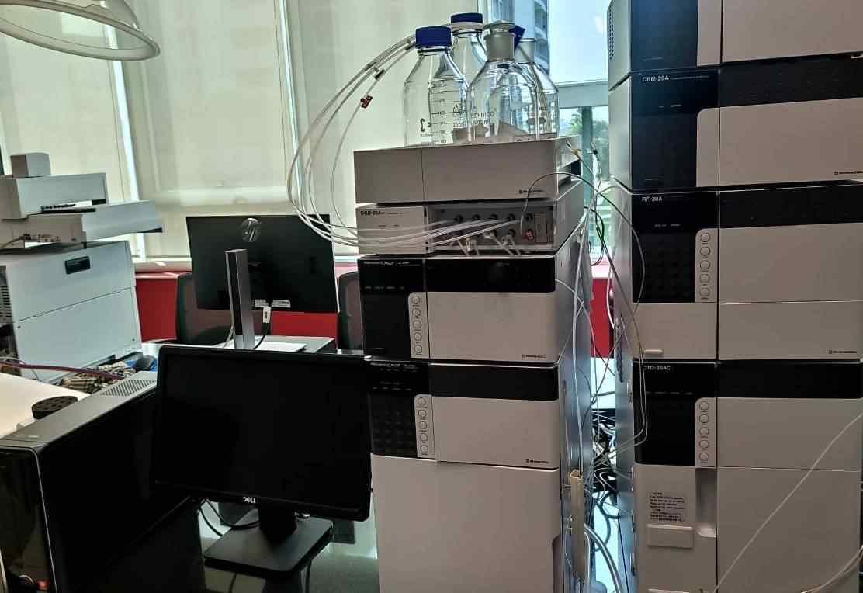 High performance liquid chromatography Analysis 3